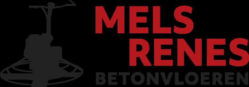 Mels Renes Betonvloeren logo
